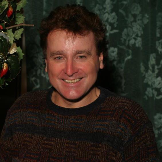 Danny at Christmas
